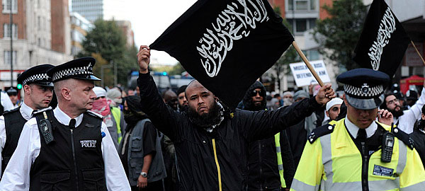 Britain in danger of importing religious conflict from the Middle East
