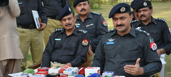 Pakistan Police kill three terrorists linked to banned Sunni militant group ASWJ