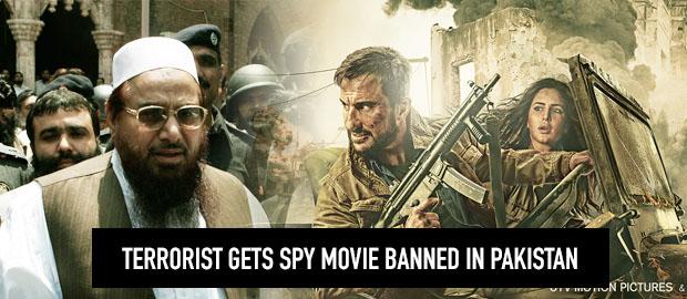 Terrorist Spy Photo >> Pakistani Terrorist Gets Bollywood Spy Film Banned In Pakistan