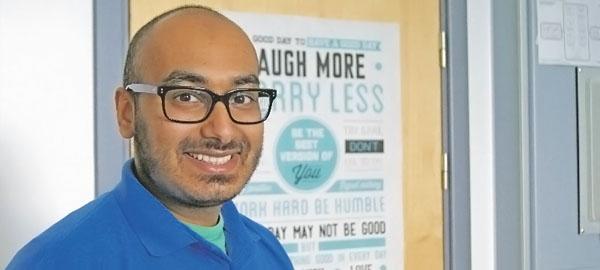 Fundraiser & community worker Kamal Aftab dies, aged 33
