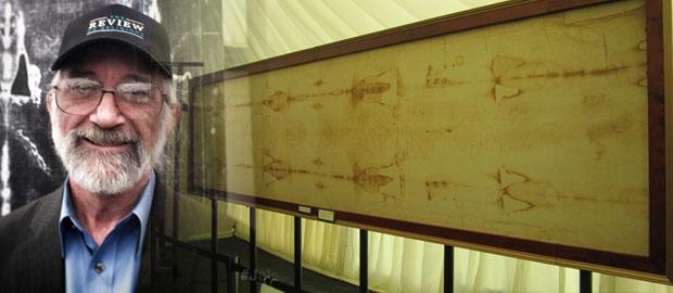 Shroud of Turin replica displayed at Ahmadiyya Muslim convention