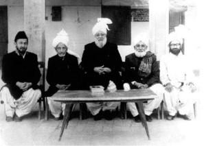Ahmadiyya_representers_at_National_Assambly_1974