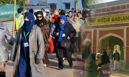 Muslims left out of India's immigration policy