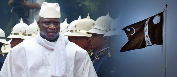 Gambian President impounds passport of anti-Ahmadiyya Imam