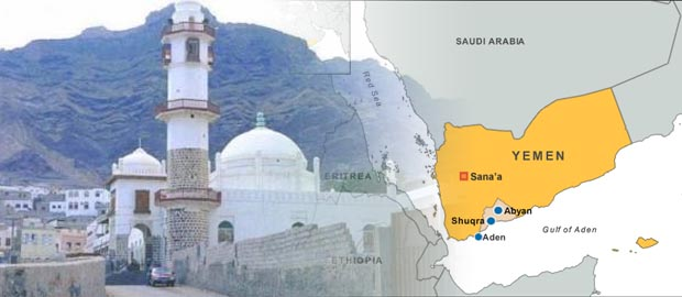 Armed militia attack Ahmadiyya Mosque in Yemen