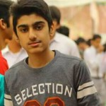 17-year-old Shamir Ahmad