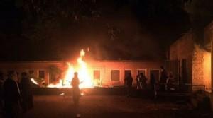 Angry-mob-torches-Ahmadiyya-fa
