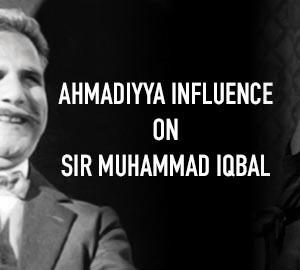 Sir Muhammad Iqbal and the Ahmadiyya Movement