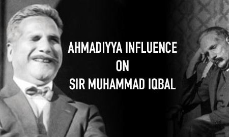 Sir Muhammad Iqbal and the Ahmadiyya Movement