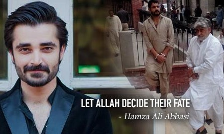 Thank you, Hamza Ali Abbasi, for supporting my right to be Ahmadi