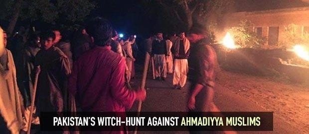 Pakistan's witch-hunt against Ahmadiyya Muslims