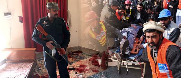 Ahmadiyya Muslim Community condemns Pakistan university attack