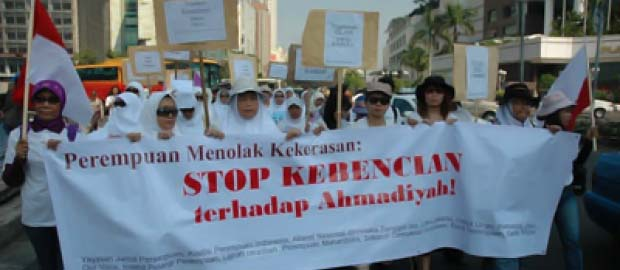 Indonesia's Island of Intolerance: Ahmadis asked to convert to Sunni Islam or leave