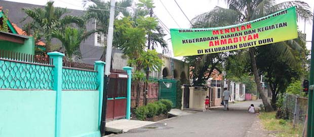 Indonesian Bishops calls for dialogue to end harassment against Ahmadiyya