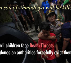 Indonesian authorities forcibly evict Ahmadiyya Muslims from Bangka
