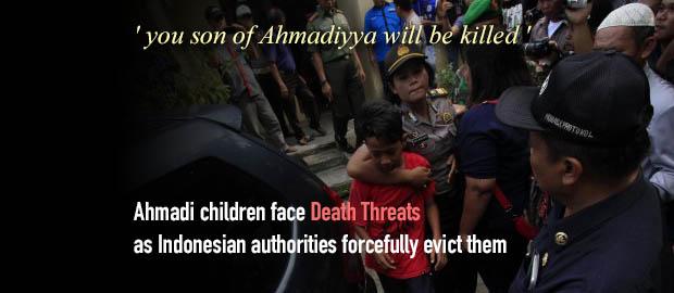 Indonesian authorities forcibly evict Ahmadiyya Muslims from Bangka