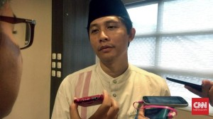 Spokesperson of Jamaat Ahmadiyya Indonesia (JAI), Yendra Budiana