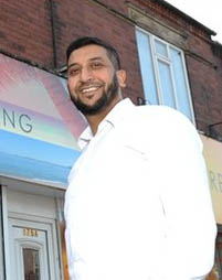 Raza Hassan(left) and Roj Rahman partners in World Tanning, Frodingham Road, Scunthorpe are joined by staff member Dommika Komsiel. Picture: David Haber Buy this photo at www.thisisphotosales.co.uk/scunthorpe or by contacting 08444 060910 Requested by Nicola Birch Contact: 07949301197 Date: 20/10/2015 Postcode: Keywords: