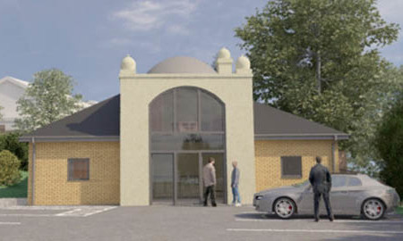 British Muslims object to construction of a new Mosque
