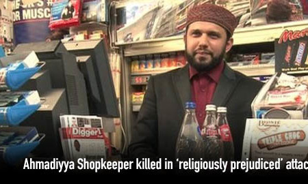 Rabwah born Ahmadiyya shopkeeper Asad Shah killed in 'religiously prejudiced' attack