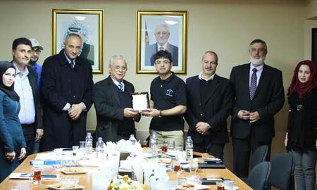 Ahmadiyya charity Humanity First to offer scholarships to Palestinian students