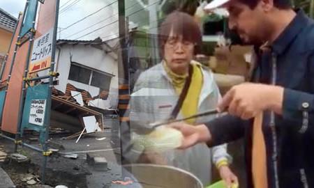 Ahmadiyya Muslims join relief efforts in quake-hit Kumamoto region of Japan