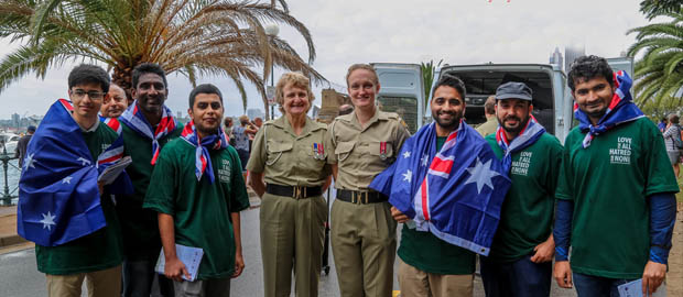 Australian Muslims to take part in Anzac Day dawn service
