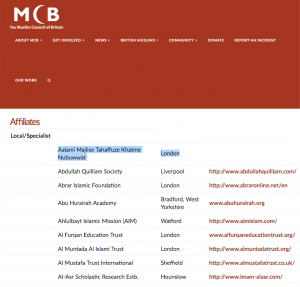 MCB Affiliate