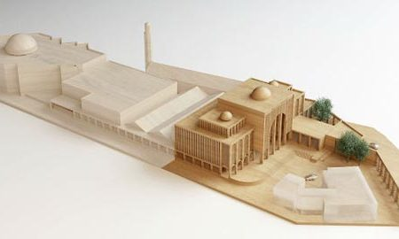 Architects draw up plans to rebuild Western Europe's Largest Mosque