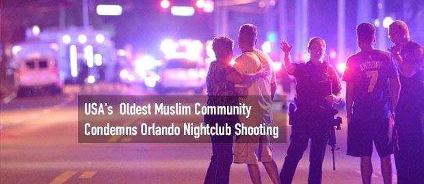 Ahmadiyya Muslim Community condemns Night Club Shooting in Orlando