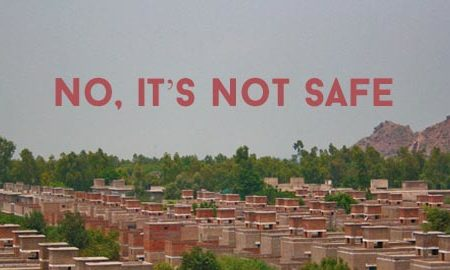 Rabwah – No, it's not safe