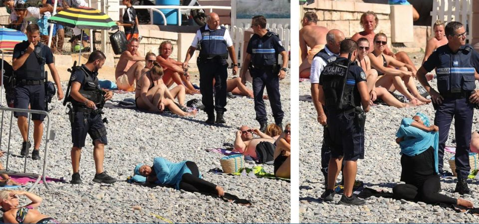 Burkini Ban: Hypocrisy in the making