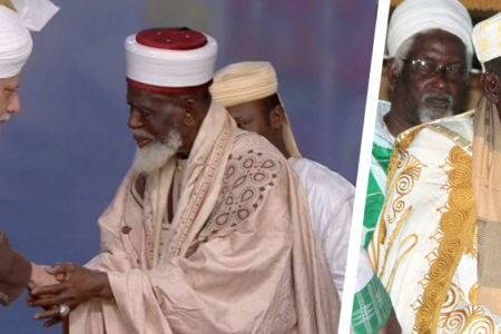 Chief Imam of Ghana speaks out in support of Ahmadis