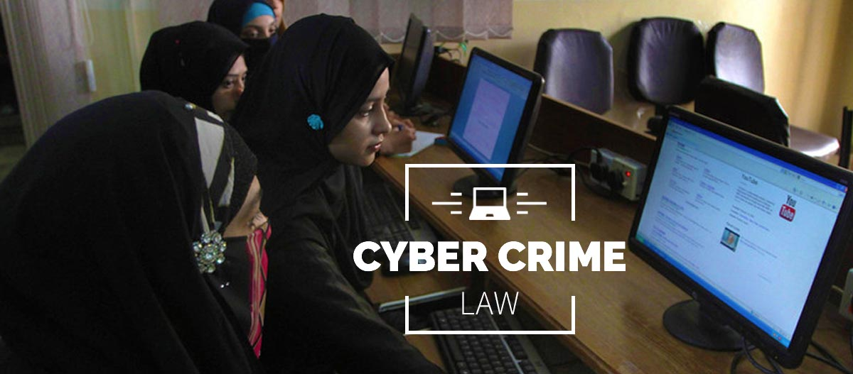 what is cyber crime law