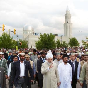 Thousands of Ahmadis fleeing persecution in Pakistan and seeking Asylum overseas
