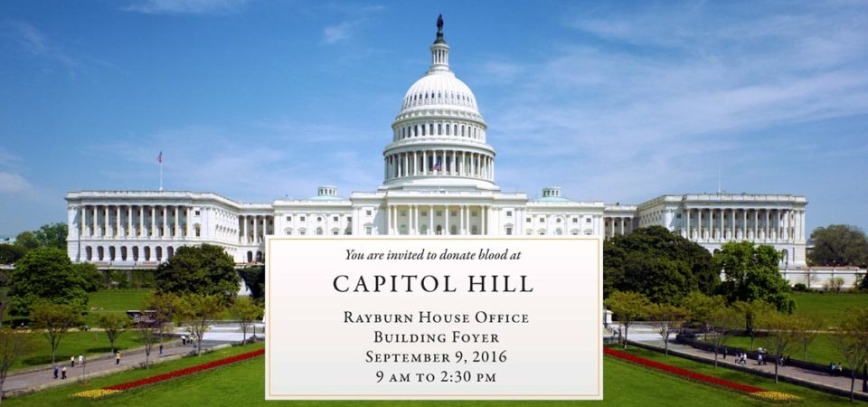 Muslims to host 9/11 Blood Drive at Capitol Hill