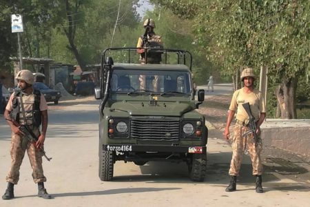 Suicide bombers target Christian Colony in Pakistan