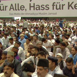 Germany's largest Islamic convention underway in Karlsruhe