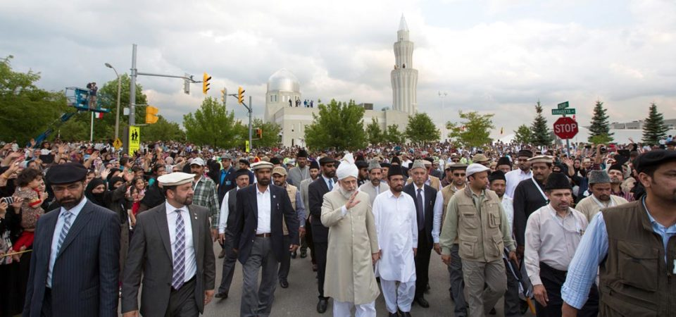 'Khalifa of Islam' to visit Canada