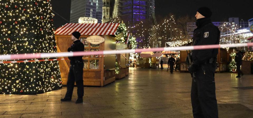 Pakistani Americans condemn Berlin Christmas Attack