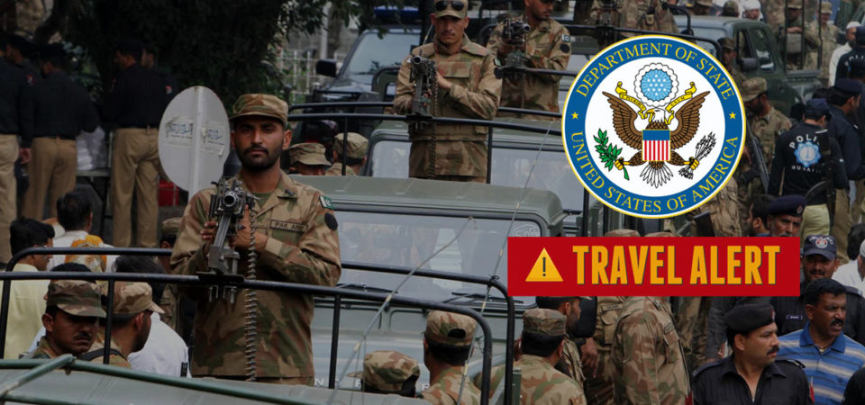 U.S. issues travel warning for Lahore over anti-Ahmadiyya protests