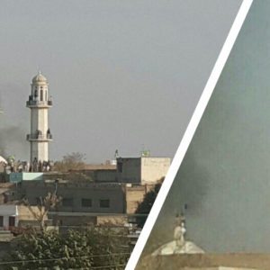 Muslim mob attacks Mosque in Pakistan