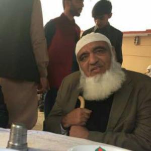 Haji Malik Rashid Ahmad
