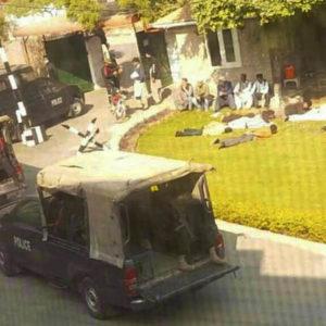 Pakistan arrests 4 Ahmadis during Rabwah Raid