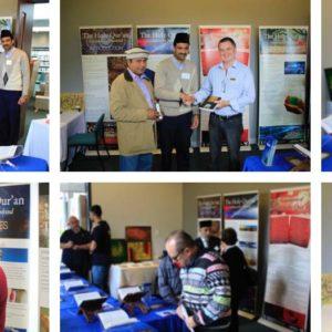 Australian Muslims hold Quran exhibition