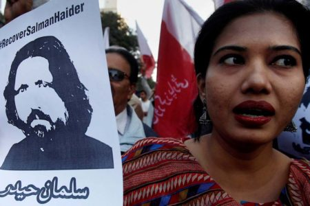 Pakistani-Americans concerned over disappearances of Pakistani activists