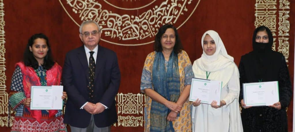 Pakistan: Rabwah students sweep top positions in nationwide