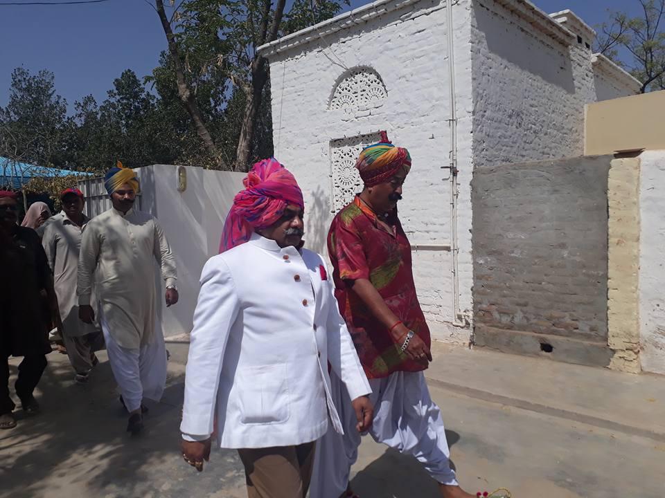 Pakistan's Royal Rajputs, the Hindu rulers of Amarkot Estate